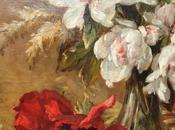 Dipinti antichi peonie rose, protagoniste caso!