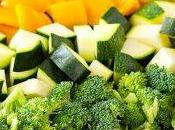 Zucca verdure arcobaleno