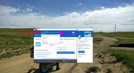 opzioni team viewer