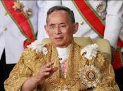 """Thailandia, anno lutto morte chiamato """"papà"""". trono settant'anni"""