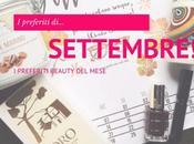 preferiti settembre!