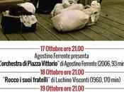 """ottobre 2016 inizia rassegna """"Cinema senza frontiere"""" alla Scuola Donato"""