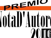 """NotaD'Autore"", Premio"