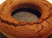 Ciambella speziata cacao noci