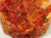 Tartare tonno spicy: must pesce crudo