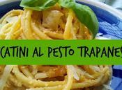 Bucatini Pesto alla Trapanese