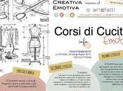 Corso cucito creativo emotivo... partenza Forlì!