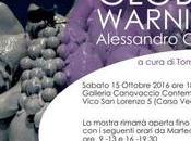 GLOBAL WARNING. Alessandro Calizza Solo Show, OTTOBRE, CANOVACCIO Terni #savethedate #arte #vernissage [#mostre]