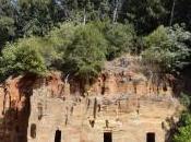 Alla scoperta della Necropoli delle grotte. Discovering necropolis caves, Populonia