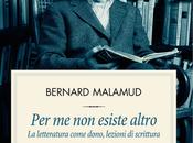 scrittore pubblico: pensiero Bernard Malamud