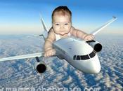Viaggiare aereo: Neonati mamme pancione cosa bisogna sapere…
