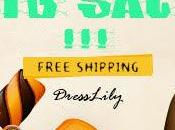 Happy Halloween sale, super saldi Dresslily