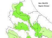 Monti Frentani l'IBA 115. aree importanti Italia Uccelli