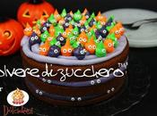 Tutorial: torta cacao Halloween mostriciattoli