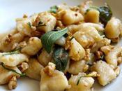 Gnocchetti patate salvia noci