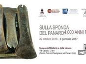 """""""Sulla sponda Panaro 4000 anni mostra Museo dell'Elefante della Venere Savignano"""