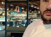 Dimitri restaurant: cena tema colore viola