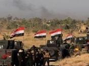 Iraq. Truppe Baghdad marciano verso Nimrud. Distrutto dall'Isis sito archeologico assiro Nimrud