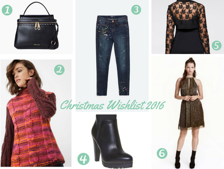 Moda Christmas Wishlist 2016