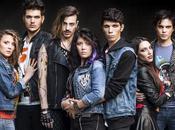 Green Day's American Idiot musical: cast. Debutto Novara. Milano TEATRO COCCIA (Novara) gennaio 2017 DELLA LUNA (Assago febbraio 2017.