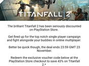 Titanfall scontato PlayStation Store Black Friday? Notizia