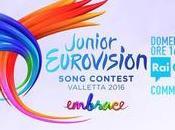 GULP. Fiamma Boccia l'anteprima sullo Junior Eurovision Song Contest