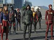 """""""Arrow-verse"""" foto: Thea torna Speedy, Caitlin Iris fanno conoscenza Supergirl"""