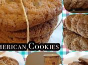 American Cookies ricetta