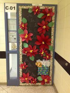 Porte Addobbate Per Natale Paperblog