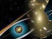 Galassie nane dietro lente gravitazionale