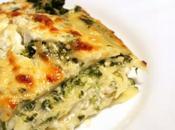 Lasagna riso zucchine