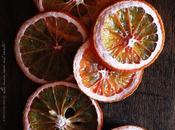 Come essiccare fette arancia