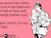 cosa fanno papà bagno?