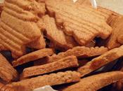 Biscotti allo zenzero mandorle