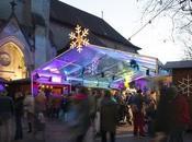 Natale luminoso Losanna