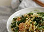 Noodles gamberi zenzero
