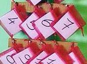 Calendario dell'avvento… aria Natale… regali…