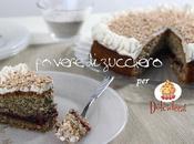Tutorial naked cake farina grano saraceno Rebecchi dolcidee.it
