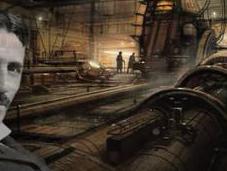 viaggio tempo Nikola Tesla: visto passato, presente futuro