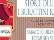 Storie della Marca: burattini raccontano. Evento d'eccezione all'Ecomuseo Villa Ficana (Mc)