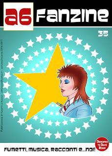 A6 Fanzine e David Bowie