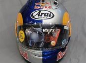 """Arai RX-7X (RX-7V) """"Red Bull"""" Yuhiro&M Designs"""
