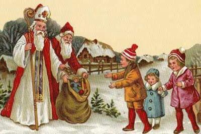 Santa Claus: un uomo venuto dalla Turchia