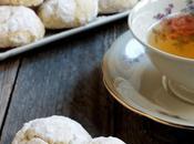 Biscuits craquelés citron ghribas limone)