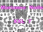 Marianne Nails XXL-7 Plate Swatches Review