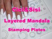 Mandala Manicure with Cici&Sisi Layered Plates Swatches Review