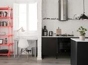 White Industrial Style