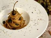 """""""Come viaggio"""" ovvero Spaghetti acciughe speziate ammolicate, capperi essenza bergamotto Calabria l'ultima tappa #girodeiprimi"""