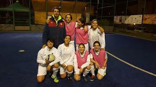 Flaminia Sette Juniores Calcio a 5 femminile