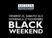Black friday @sicilia outlet village weekend scontato